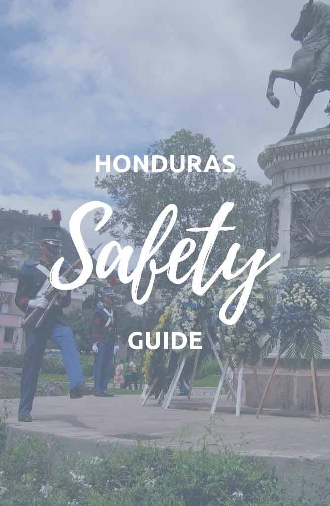 honduras safety