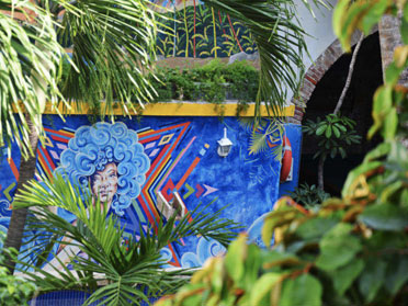best party hostels in south america