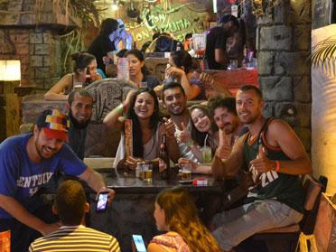 party hostels in ecuador