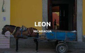 things to do leon nicaragua