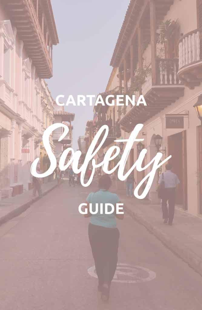 safety in Cartagena