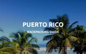 backpacking puerto rico
