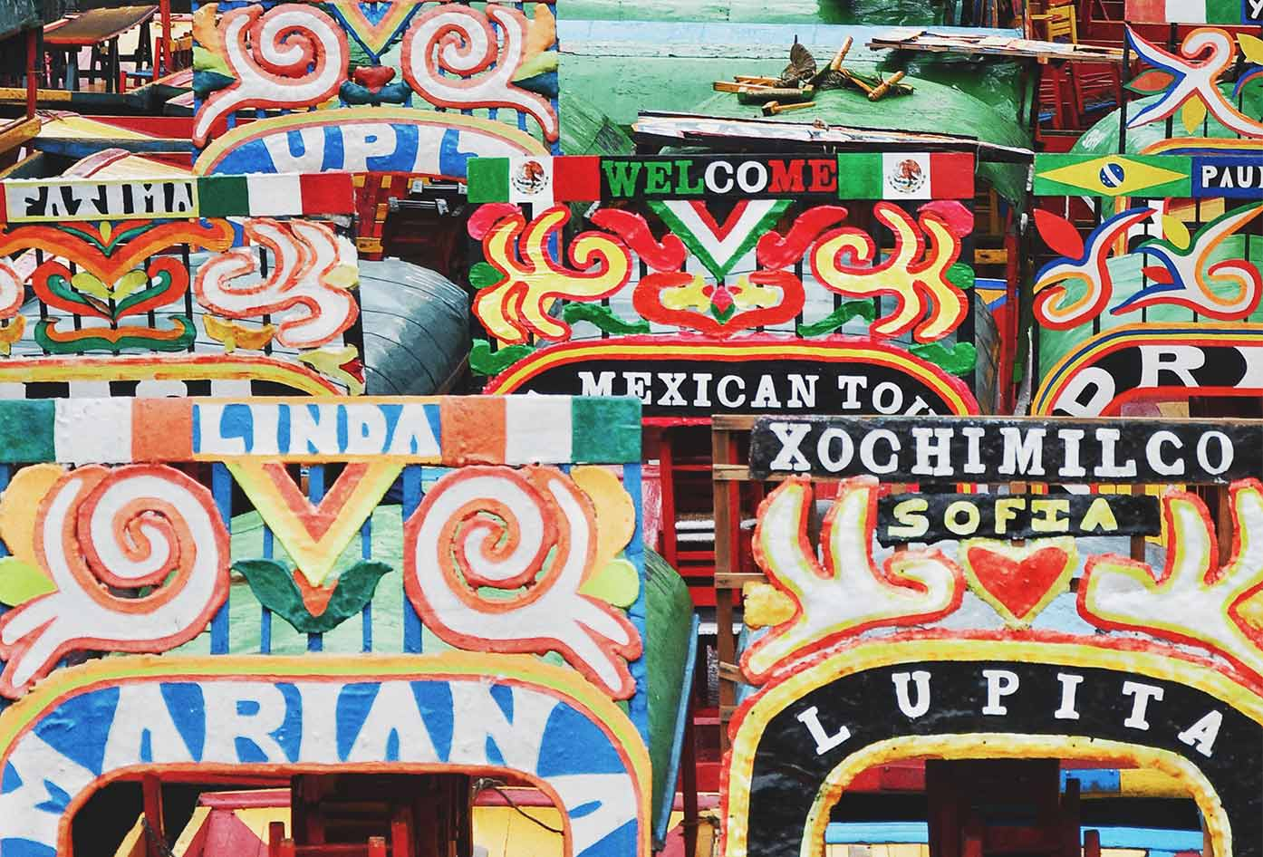 books about mexico