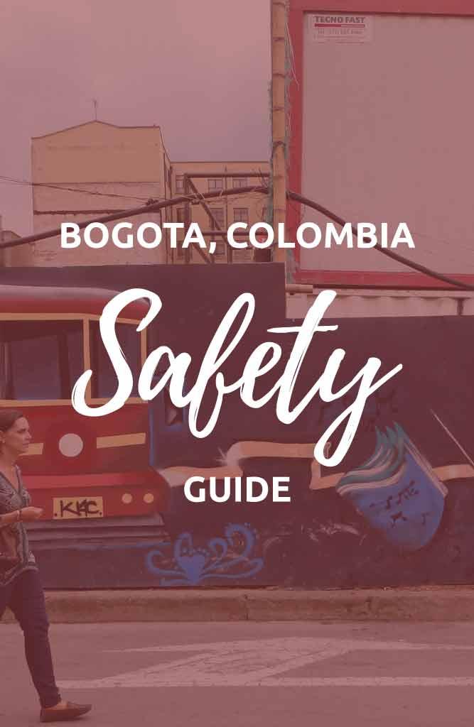 bogota safety