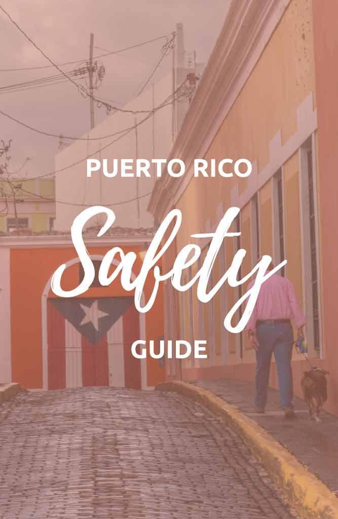puerto rico saftey