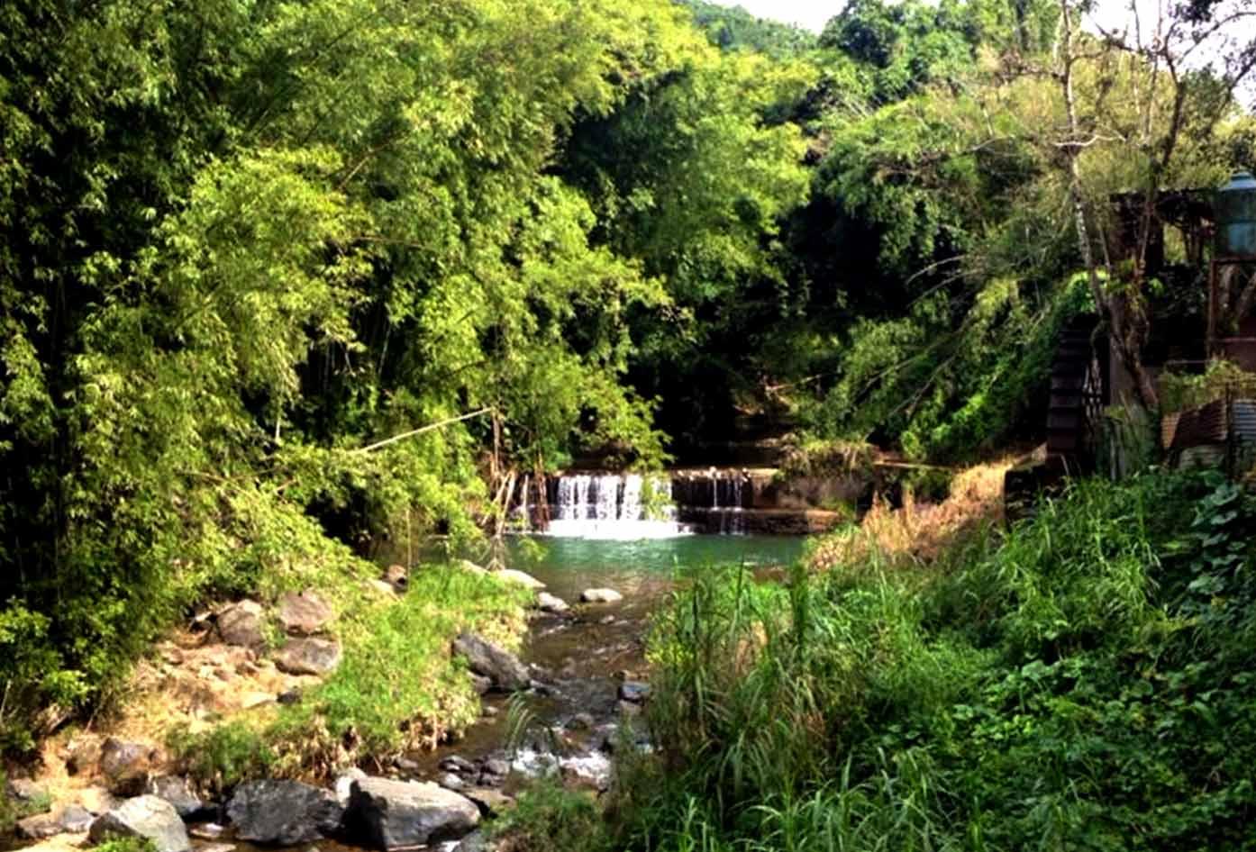 salto curet waterfalls