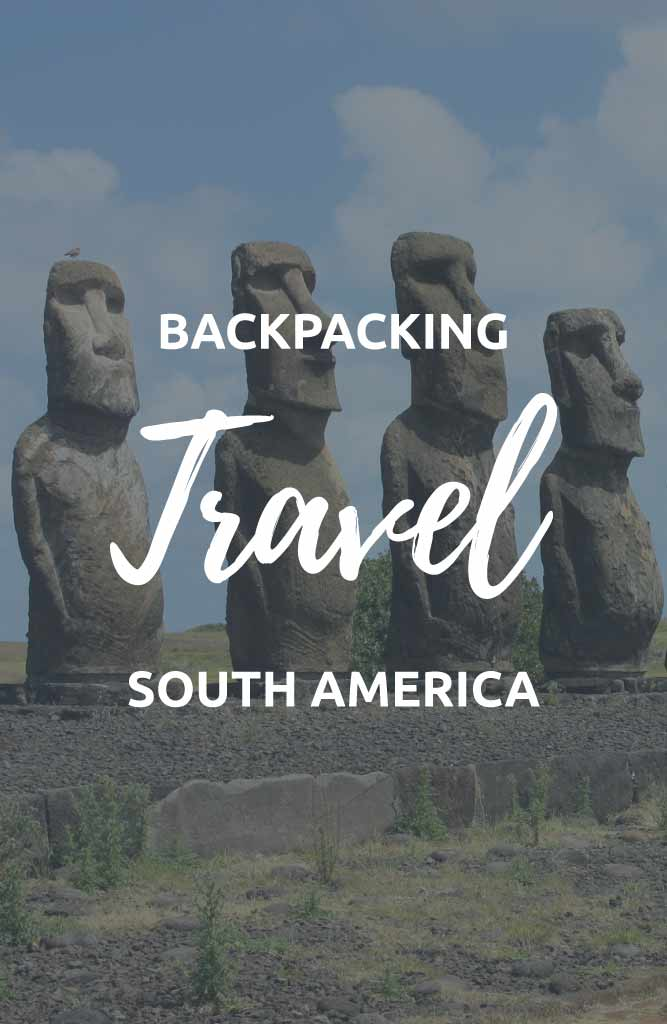 traveling south america