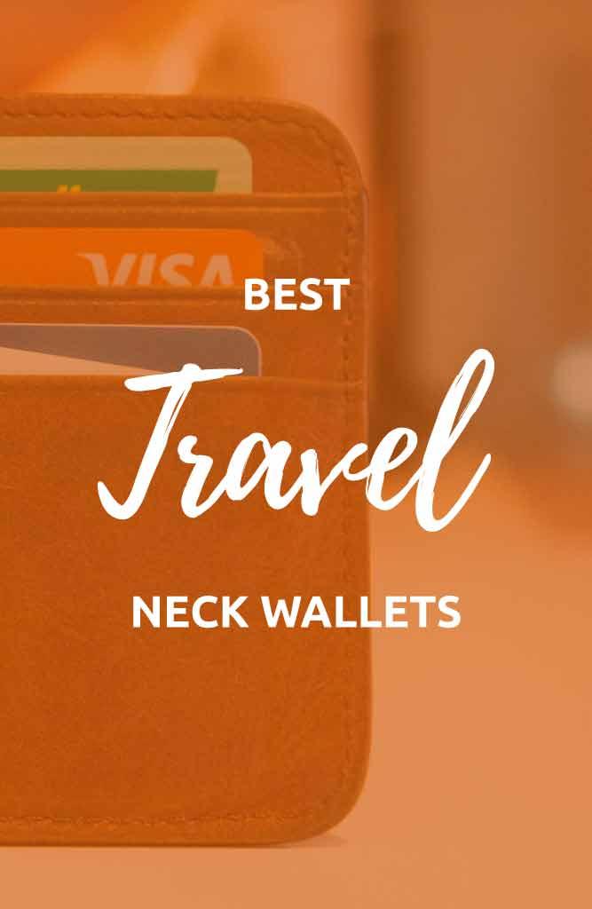 best neck wallets