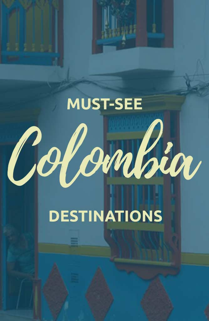 places to visit in colombia