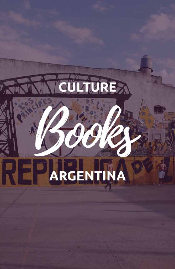 books about argentina