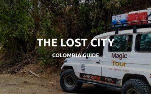 ciudad perdida trek