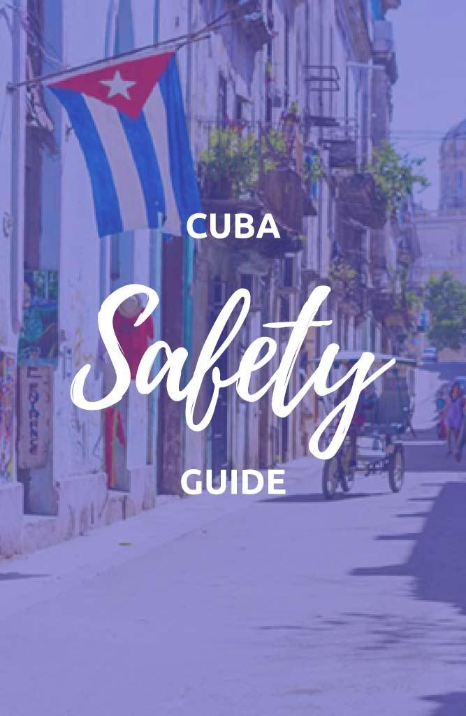 is cuba safe