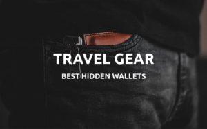 hidden travel wallets