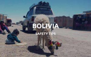 is bolivia safe