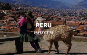 is peru safe