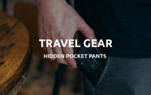 pants with hidden pockets