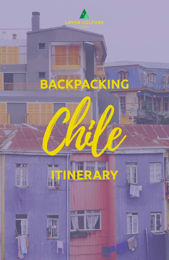 backpacking chile
