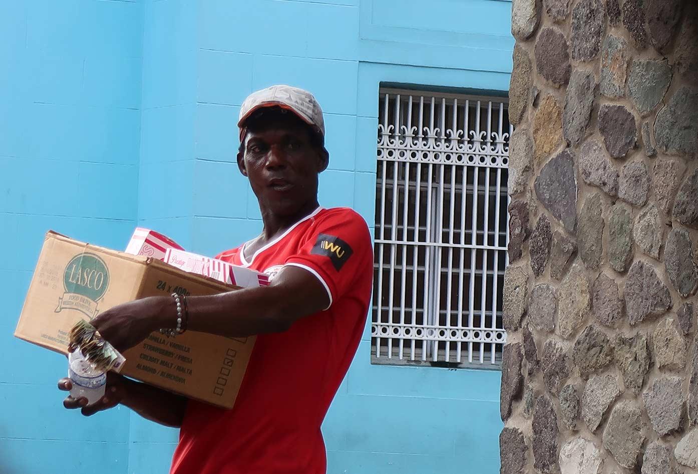 jamaican street food