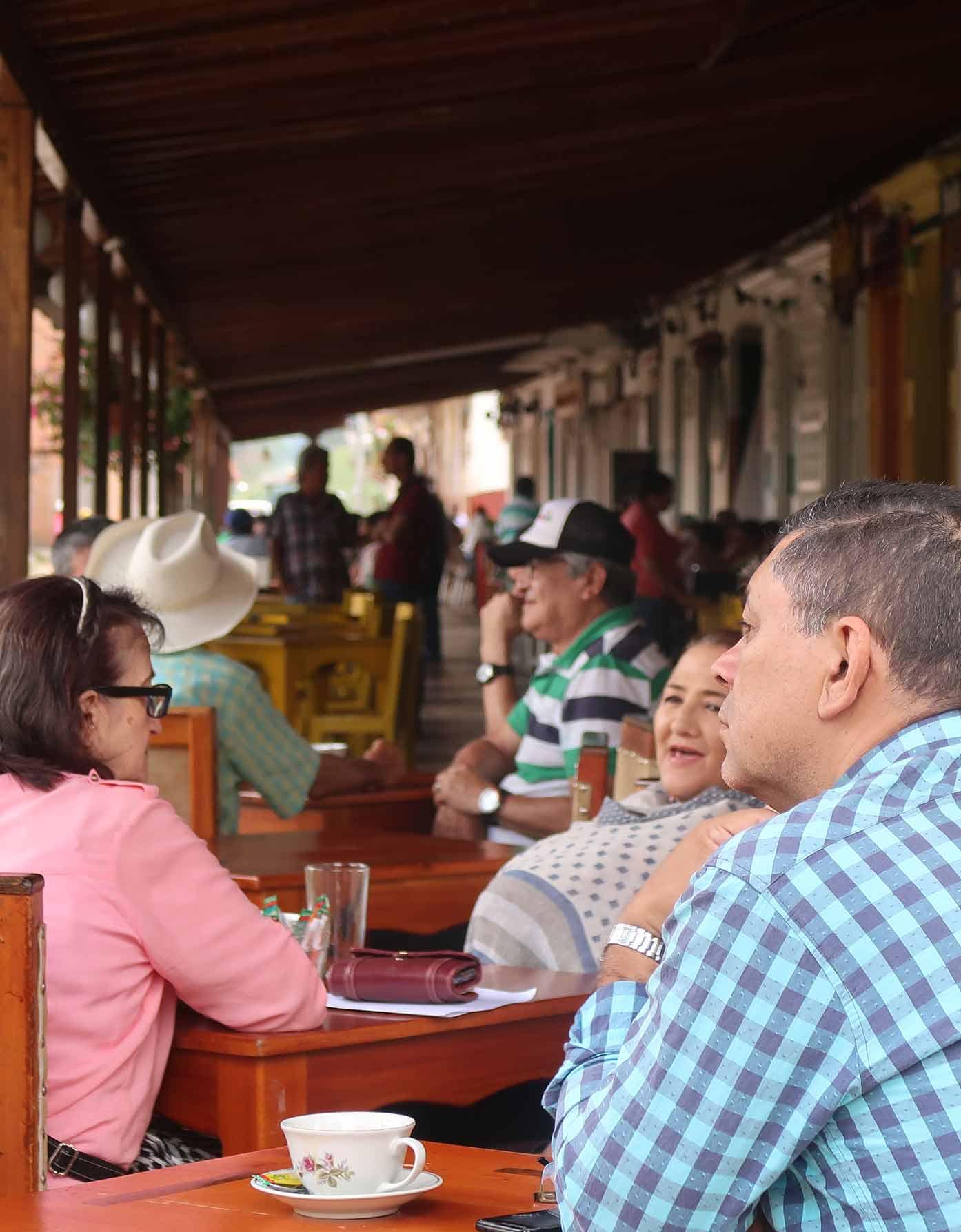 colombian people