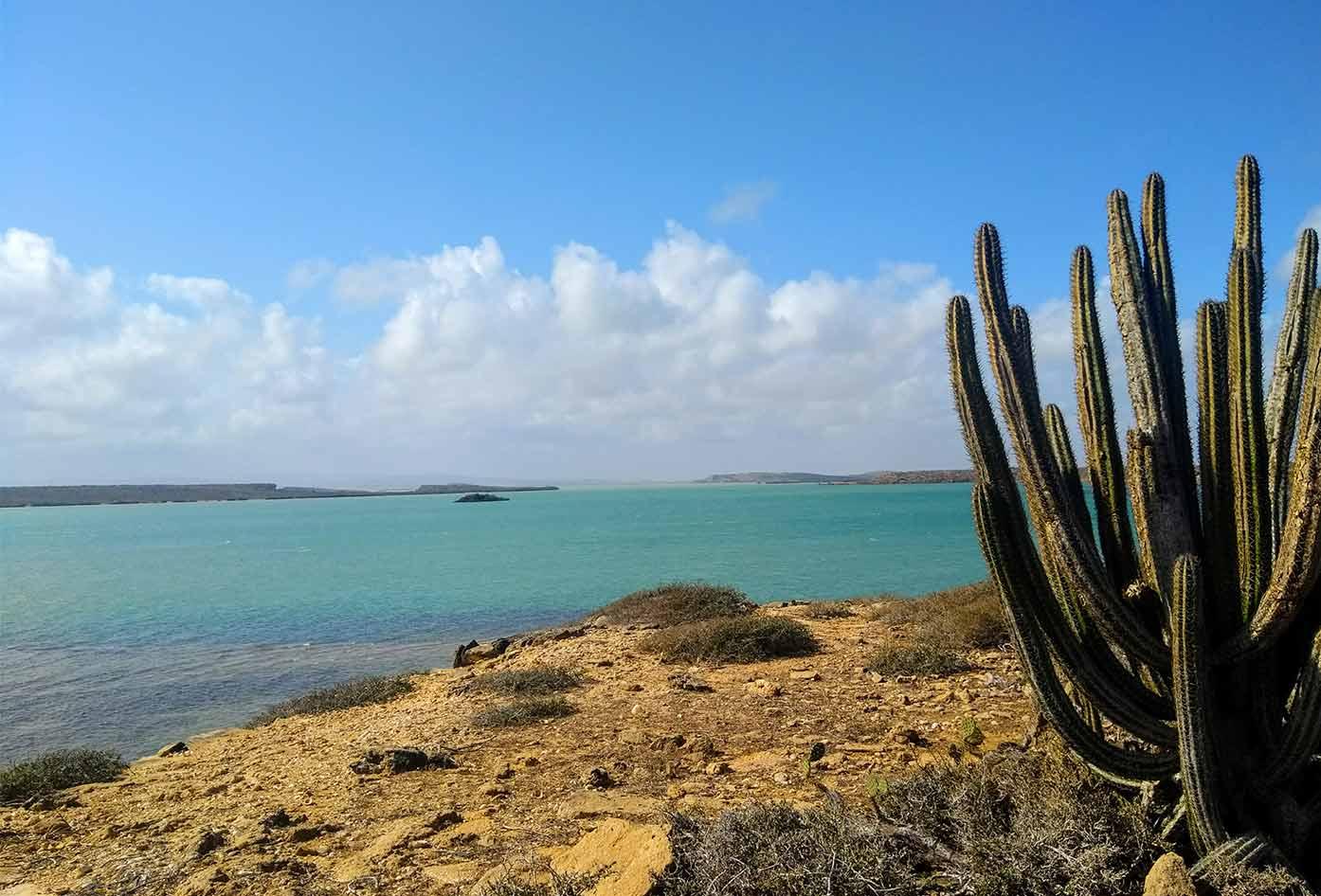 la guajira beach
