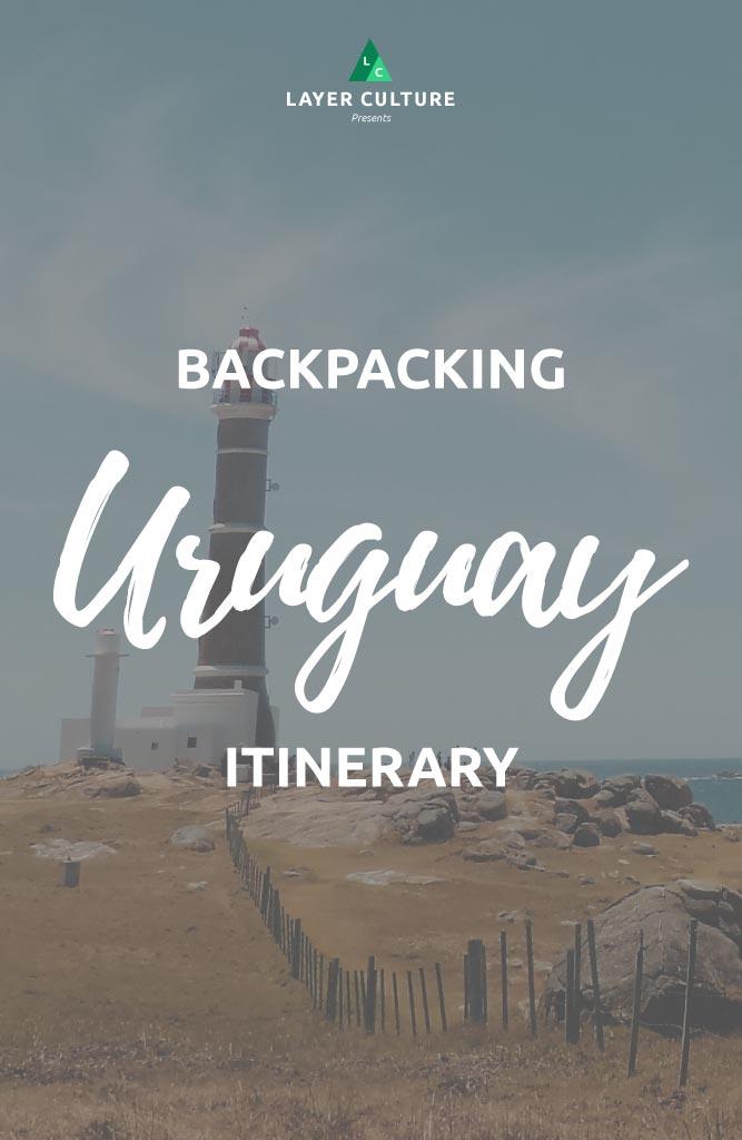 backpacking uruguay