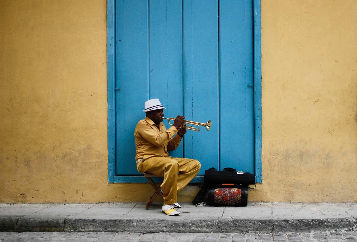 cuba street music