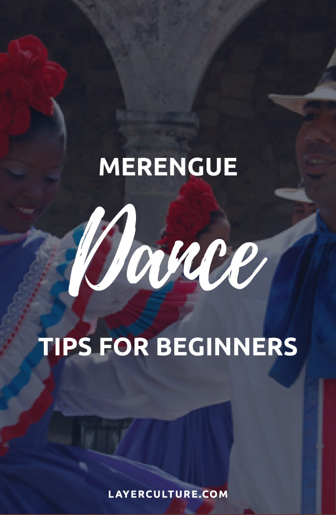 latin dance merengue
