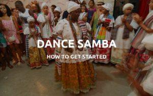 how to dance samba