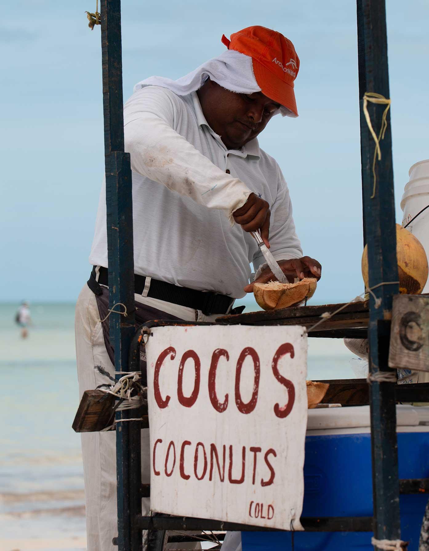 isla holbox cocos