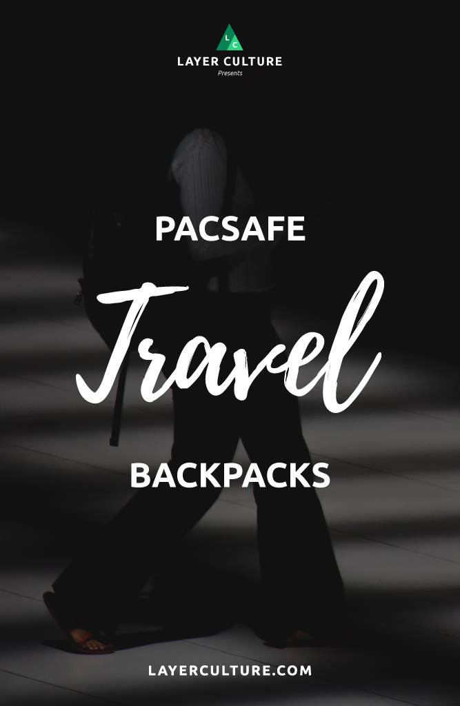 pacsafe backpack review