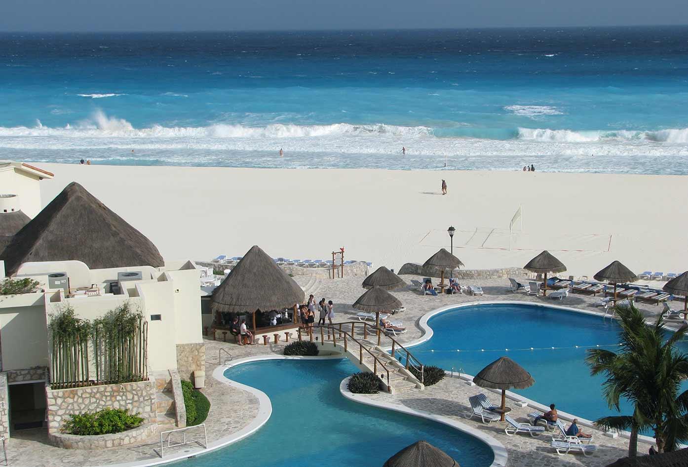 cancun resort mexico