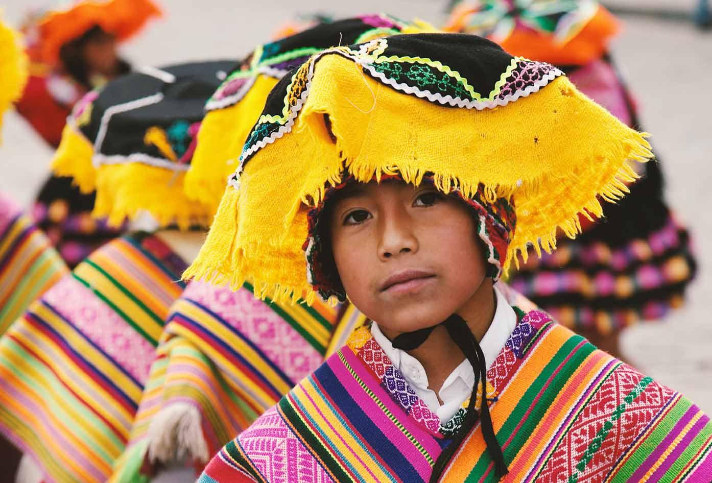 festival in peru