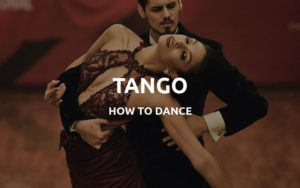 how to dance tango