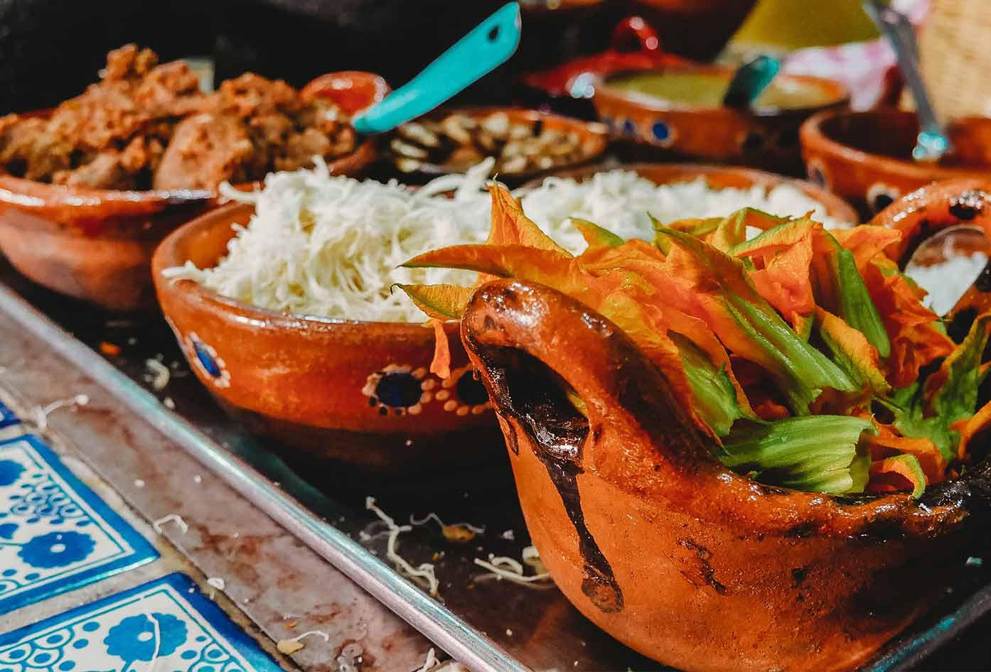 mexican food puebla