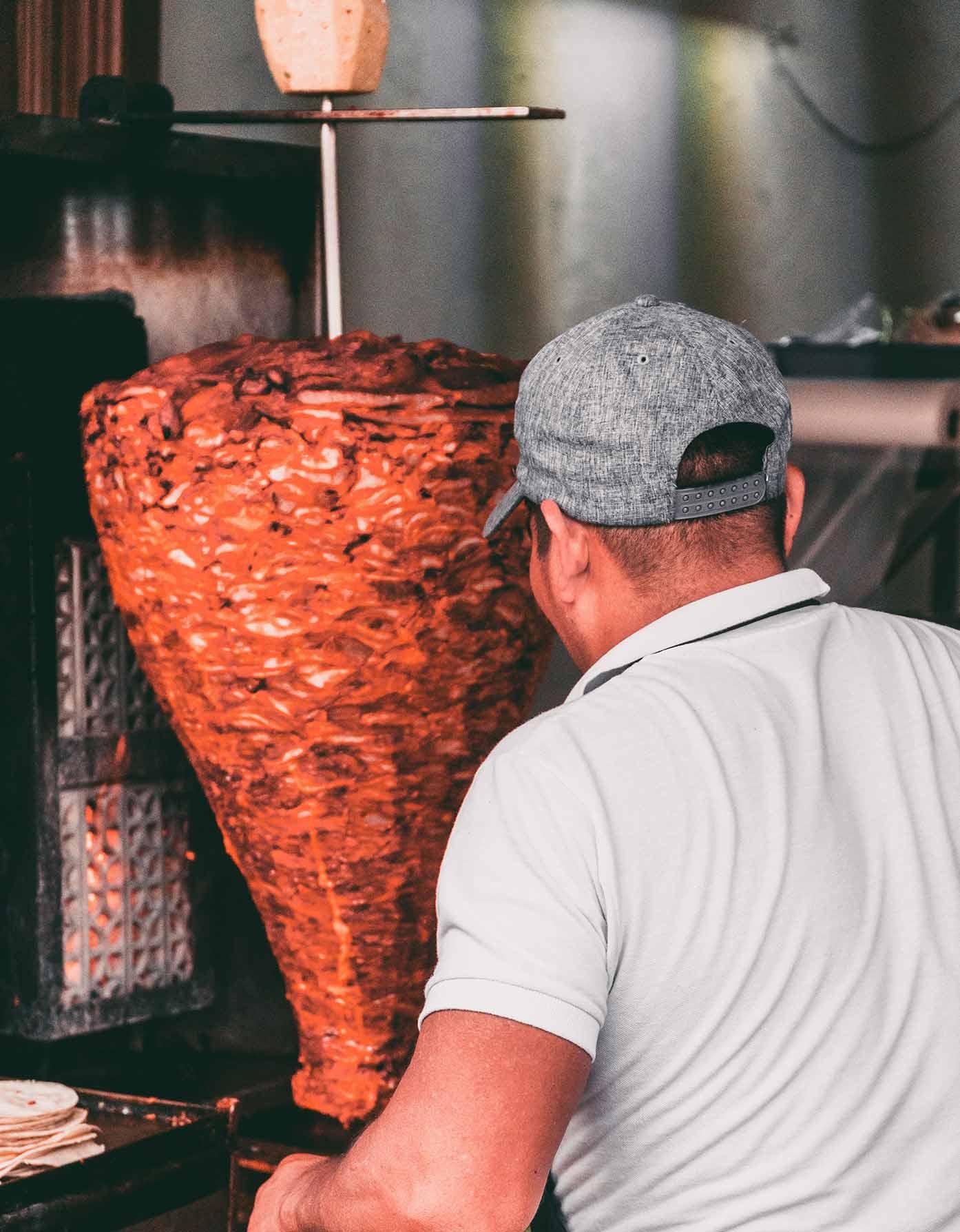 mexican tacos al pastor