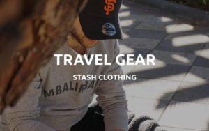 stash pocket clothing