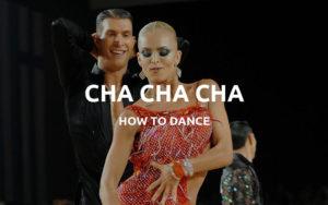 how to dance cha cha cha