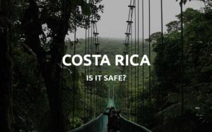is costa rica safe
