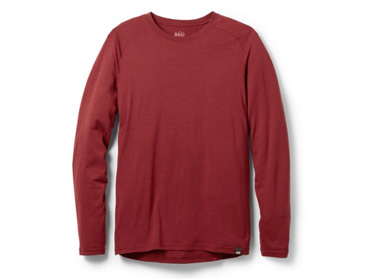 merino crew sweater