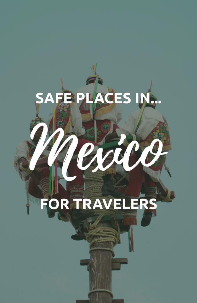 safe places mexico