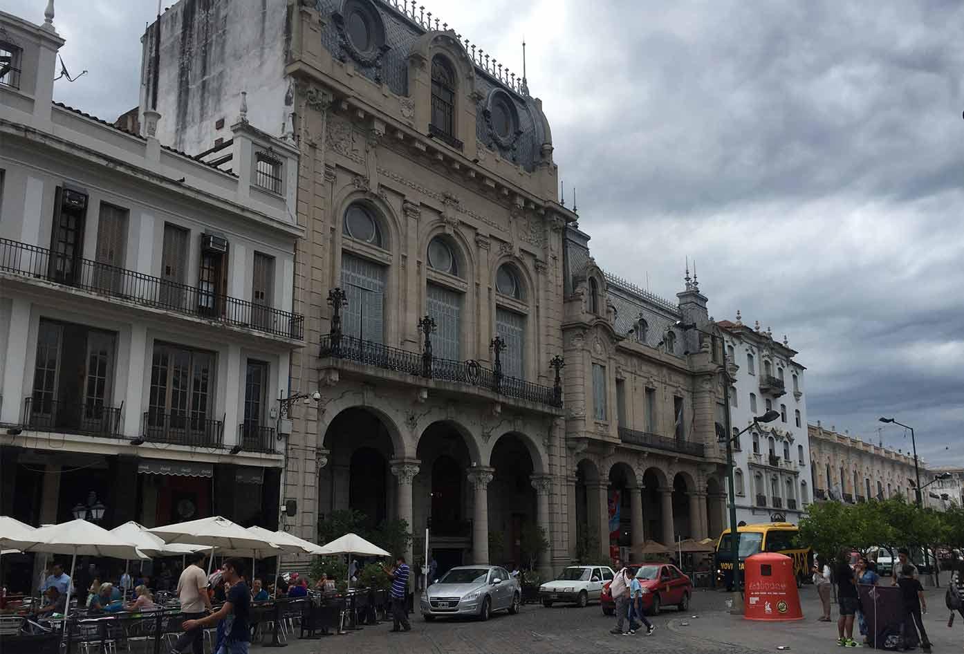 salta historic centre