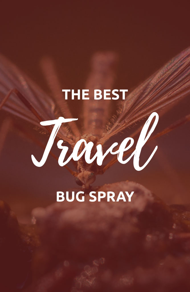 travel sized bug spray