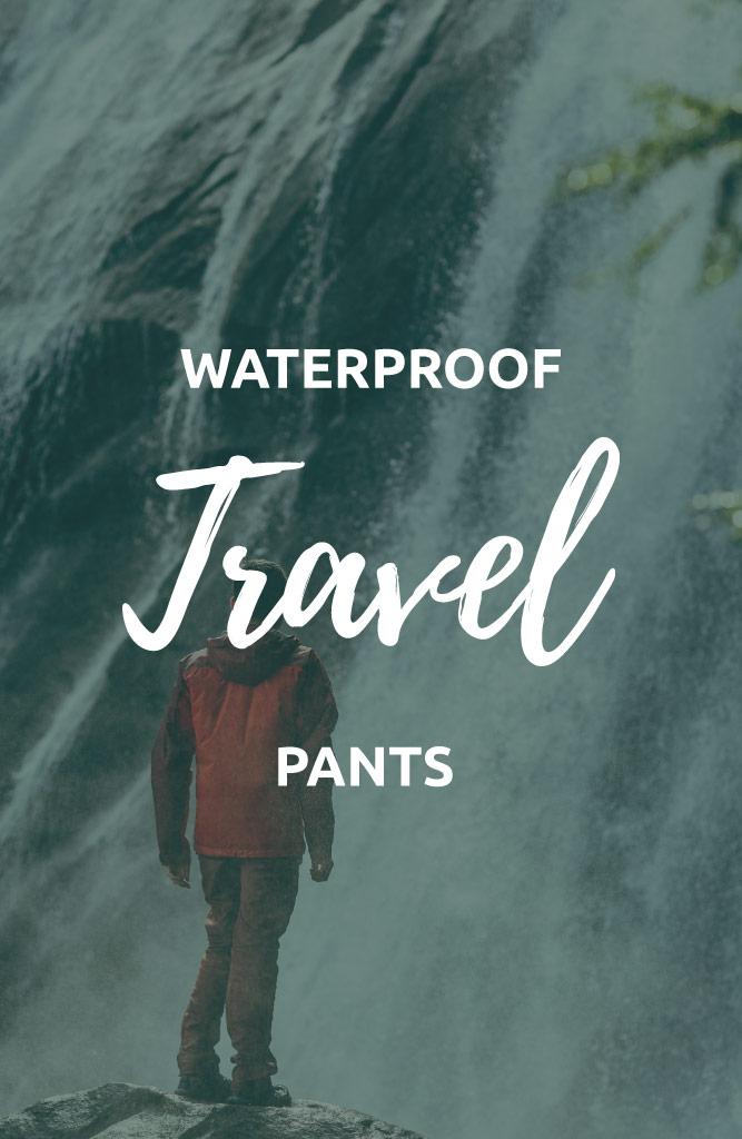 waterproof hiking pants