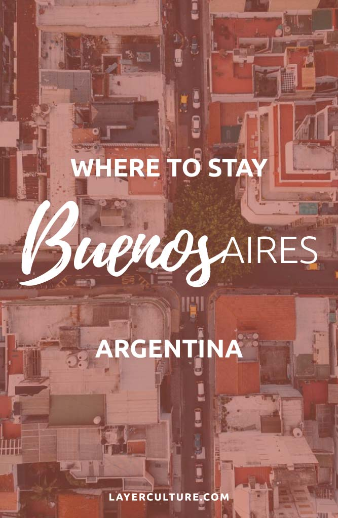 where to stay buenos aires