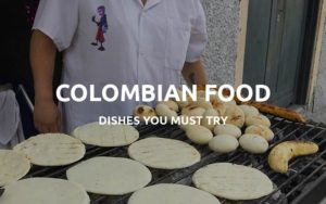 colombian food dishes