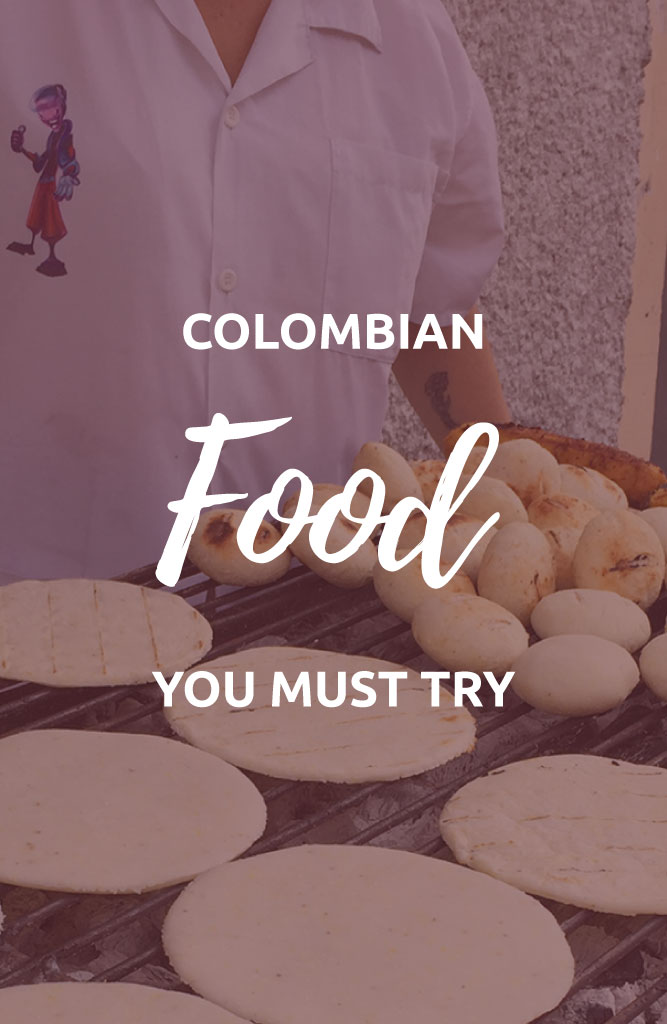 picture of colombian food