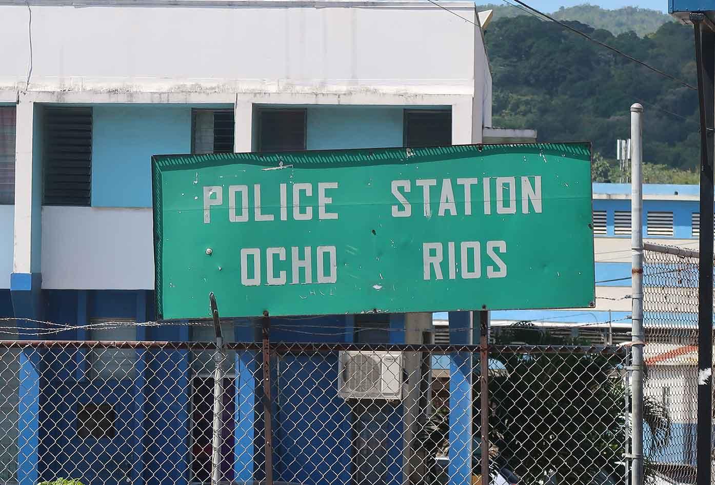 ocho rios police station
