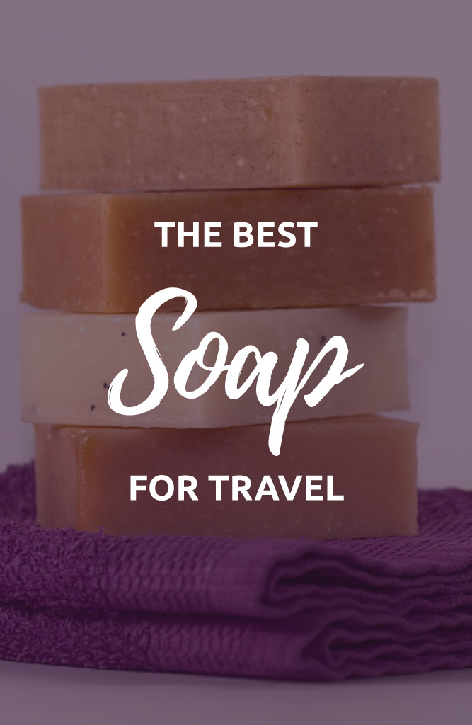 best travel soap