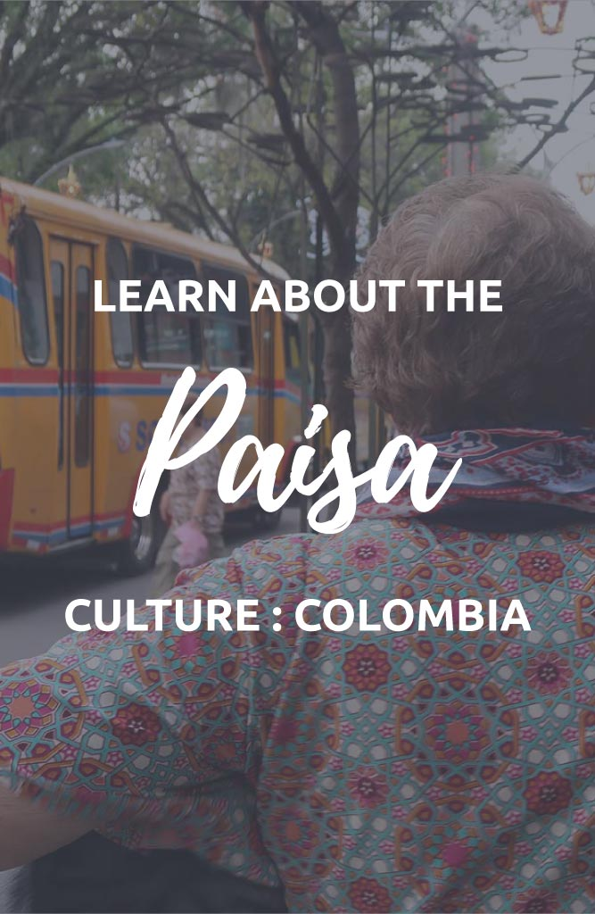 paisa colombia image