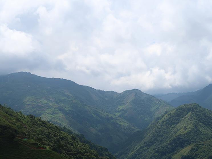 altitude of bogota